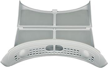 ORIGINAL Whirlpool Bauknecht 481010423761 Feinfilter Filter Filtertasche Sieb Wäschetrocknerflusenfilter Flusensieb 353 x 340 x 73 mm weiß Wäschetrockner Trockner