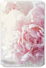 Yinshizhu21 Canvas Painting Nordic Decor Elegant Peony Flower Sentence Poster and Print Wall Art Picture for Living Room Home Decoration,50X70Cm No Frame,4