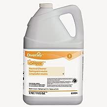 Diversey 903904 Stride Neutral Cleaner, Citrus, 1 gal, 4 Bottles/Carton
