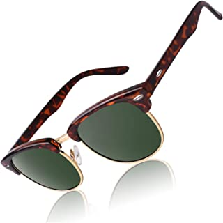 Polarized Sunglasses for Men 100% UV400 Protection Sun...