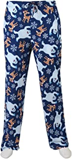 Group Men's Rudolph The Red-Nosed Reindeer and Bumble Lounge Pants
