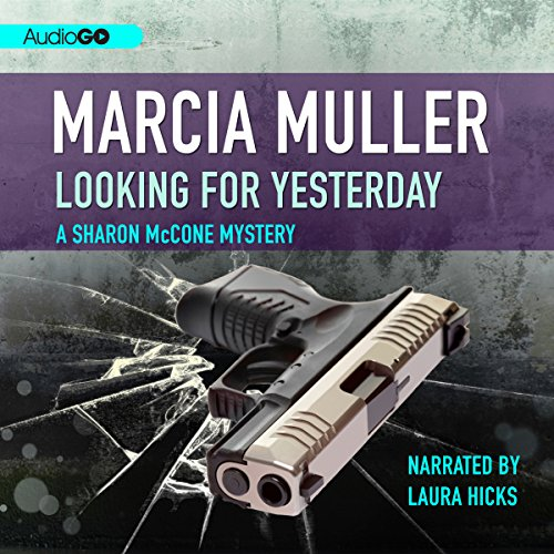 Looking for Yesterday audiobook cover art
