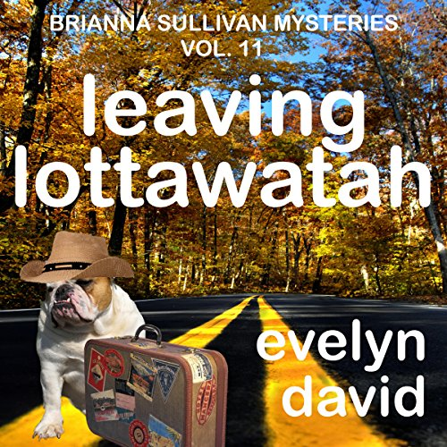 Leaving Lottawatah audiobook cover art