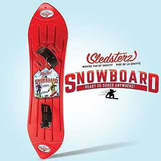 Best sledsterz geospace snowboard Reviews