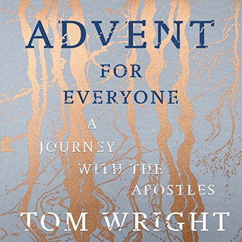 Advent for Everyone audiobook cover art