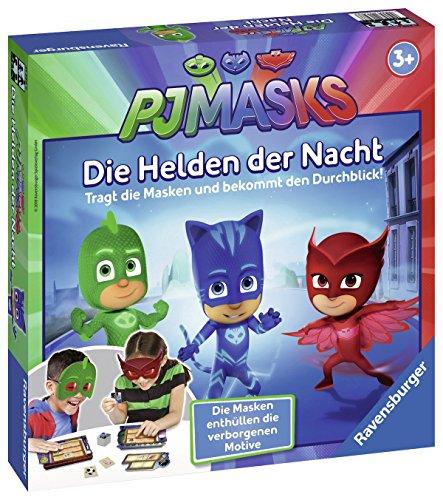 Ravensburger - PJ Masks Helden der Nacht