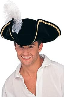 captain hook hat adult