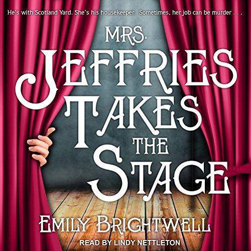 Mrs. Jeffries Takes the Stage Titelbild