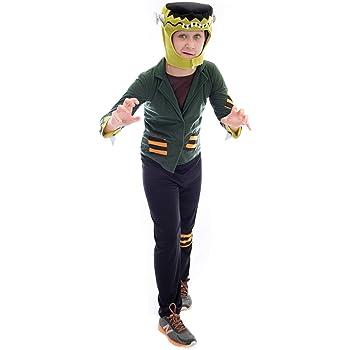 Children/'s Frankenstein Fancy Dress Costume Halloween Aged 9-10 Years