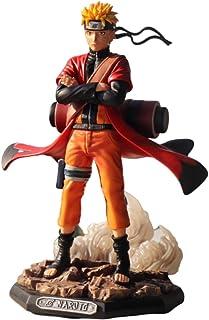 PsWzyze Anime Personnage ModèLe Figurine Main modèle Set Ornements Cadeau Cadeau Fan Anime modèle Naruto Jouet
