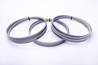 3-pack bandsågblad Bimetall M42 mått 2360 x 20 x 0,90 mm, 10–14 ZpZ t.ex. för Optimal, trämann, Epple, Bernardo, Huvema såg