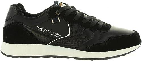 LOIS JEANS Chaussures pour Homme 84570 26 noir