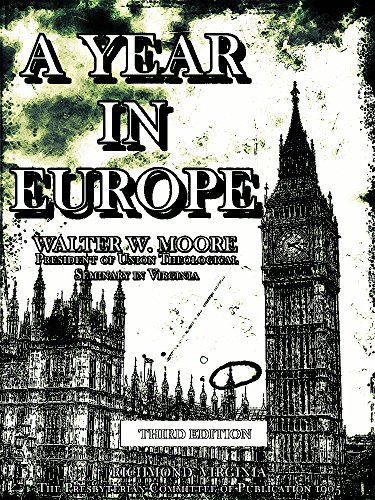 A Year in Europe (Illustrations) (English Edition)