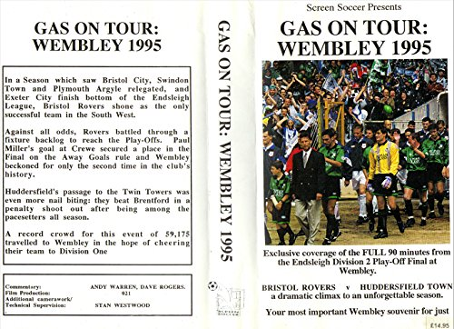 Huddersfield Town - Going Up - The 1995 Endlseigh Division Two Play off final