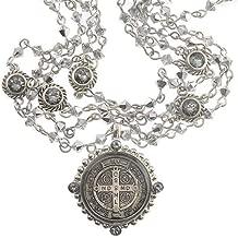 VSA - Virgins Saints and Angels San Benito Bicone Magdalena Silver Chrome