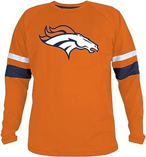 Mens Broncos Soft Cotton Sport Fitness T-Shirt