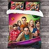 The Big Bang Theory Bettwäsche-Sets The Big Bang