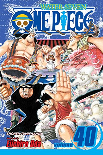 One Piece Volume 40