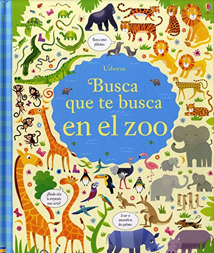 Busca Que Te Busca En El Zoo