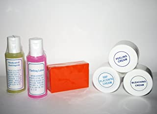 Professional Rejuvenating, Whitening Skin Care Set