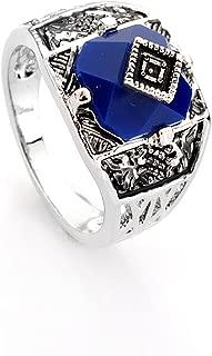 LUREME Vampire Diaries Daylight Walking Signet Caroline's Ring for Fans (04001481)