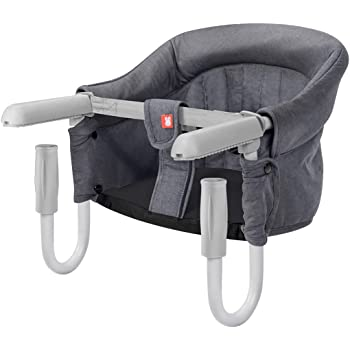 VEEYOO Hook On High Chair Portable Folding Baby Hook On