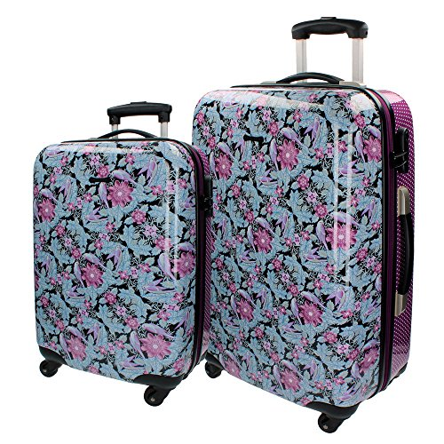Set 2/Trolley Abs 55/68cm.4r.Catalina Jungle