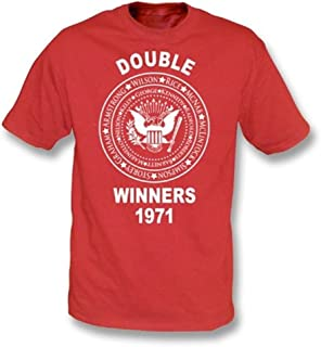 arsenal double winners