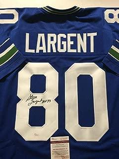 signed jersey frame