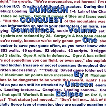 Dungeon Conquest Soundtrack Volume One