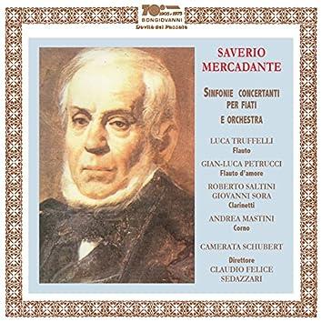 Mercadante: Sinfonie concertanti per fiati e orchestra