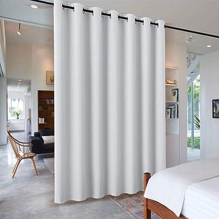 Amazon.it: tende bianche soggiorno - Tende a pannello / Decorazioni ...