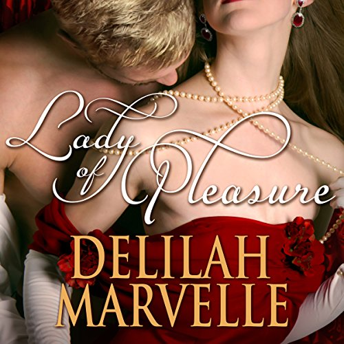Lady of Pleasure audiobook cover art