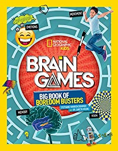 Book packed with optical illusions, amazing facts, puzzles, and games about the brain Encourages logic, critical thinking, scientific learning, an interest in neurology A thrilling way to learn all about the supercomputer nestled between your ears Fe...