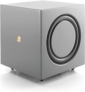 Audio Pro Addon C-SUB 6.5インチ WiFi電源 ワイヤレス マルチルーム 強力バスサブウーファー Alexa対応 スタジオやホームシアター用 グレー