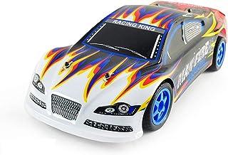 LXWM RC Car Off Road Vehicle 2.4G 1:10 45Km / H Racing Cars Rock Crawler Monster Truck Dune Buggy Extreme Suspensión Independiente Radio Control Cars para Niños Adultos Hobby Juguetes