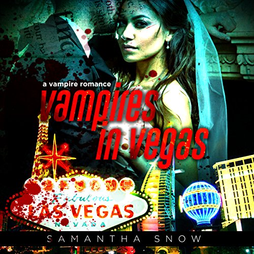 Vampires in Vegas audiobook cover art