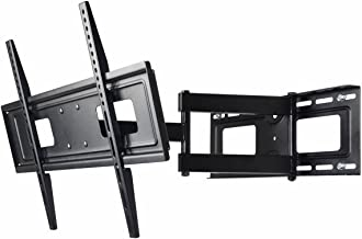 """VideoSecu Mounts Articulating TV Wall Mount for most 32"""" 37"""" 39"""" 40"""" 42"""" 46"""" 47"""" 50"""" 52"""" 55"""" 58"""" 60"""" 62"""" 63"""" 65"""" LCD LED Plasma Flat Panel TV with VESA from 200x100 to 400x400, 600x400mm MW365BBM7 BM7"""