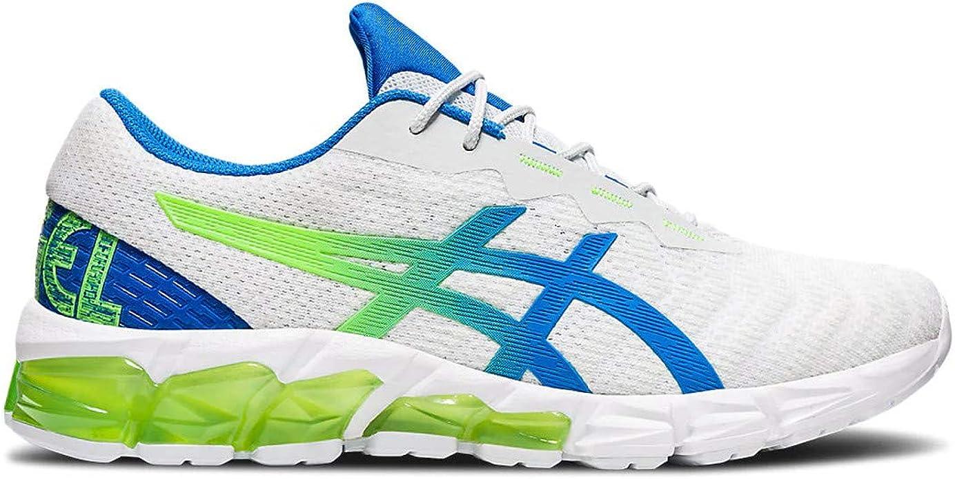ASICS - Gel Quantum 180 Blanc : Amazon.fr: Chaussures et Sacs