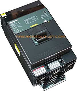 New Square D LC36600 Circuit Breaker I-Line ABC Phase 3 Pole 600A 600V 65kA