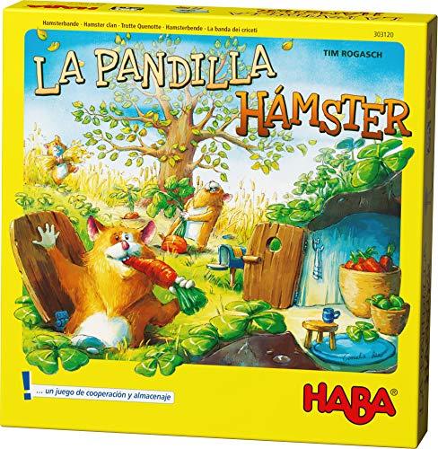 Haba Pandilla Hámster-ESP (303120)