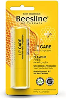 Beesline intensive care for chapped lips, flavour free- 1+1 free