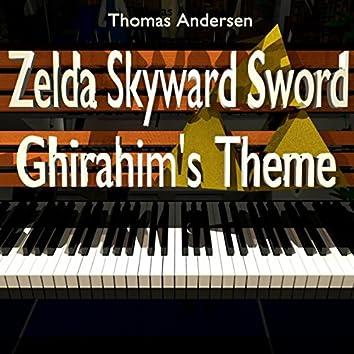 Zelda Skyward Sword Ghirahim's Theme