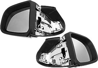 ECLEAR Moto Longue Frein et dembrayage reglables Leviers pour Aprilia RSV4//RSV4 FACTORY 2009-2016 Black