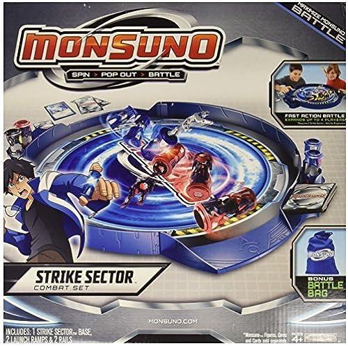 Más asequible Monsuno Strike Strike Strike Sector Combat by Monsuno  tienda de ventas outlet