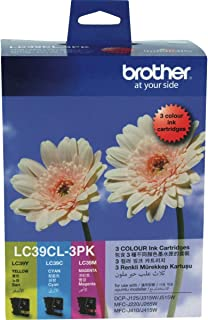 Brother CLR Ink 3PACK LC39CL3PK