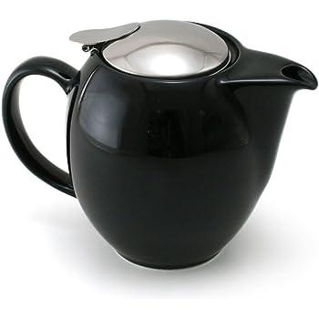 japan import ZEROJAPAN Universal teapot 680cc Black BBN-04 BK