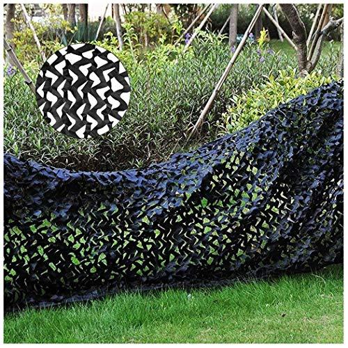 Filet de Camouflage Filet de Solaire Renforce Filet de camouflage Filet d'ombrage for Chasse Tir Camping Patios Écran Solaire Décoration Plein Air Tente Pare-Soleil Maille, 8x4m Différentes Tailles