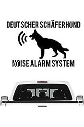 Suchergebnis Auf Für Deutscher Schäferhund Aufkleber Siviwondershop Auto Motorrad