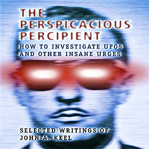 The Perspicacious Percipient audiobook cover art